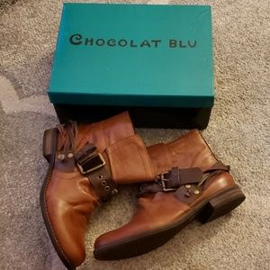 New Booties Short Boots by Chocolat Blu 41